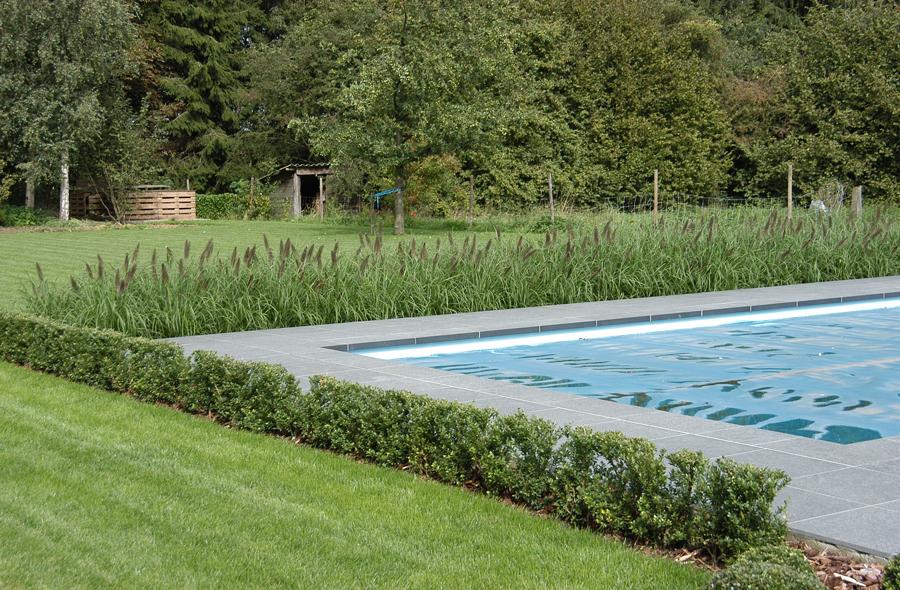Klinkerwerken embrechts for Zwembad tegels